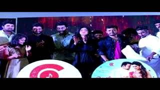 Chamak aduio launch with Arjun Reddy hero