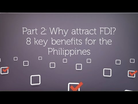 FDI_Part 2: Why attract Foreign Direct Investment?