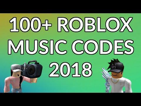 ROBLOX Music Codes 2018