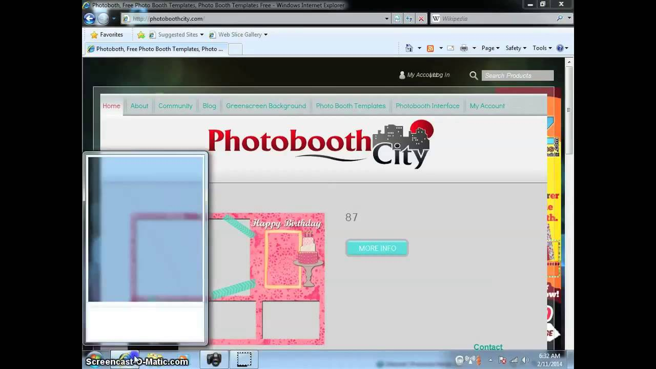 Ez Photo Booth Provides Free Templates Profiles For Breeze System