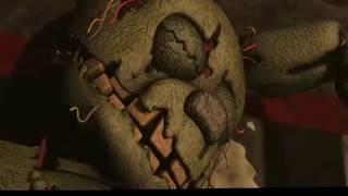 Morte do homem de roxo fnaf