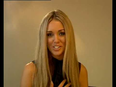 Miss World 2008 (Russia) Interview