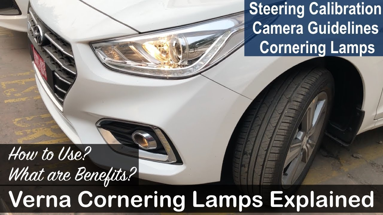 new hyundai verna 2017 cornering lights explained working and benefits