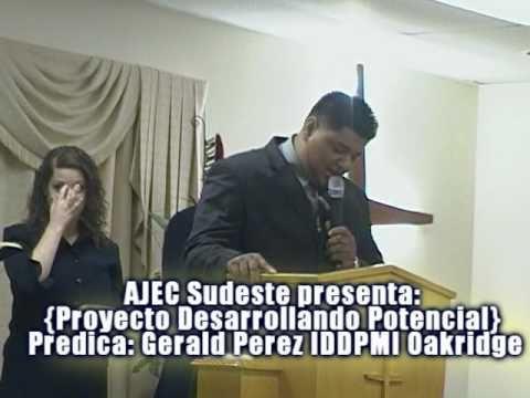 """Ajec Sudeste presenta: """"Proyecto Desarrollando Pot..."""