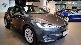 Tesla recalls more than 14,000 cars in China over Takata airbags thumbnail