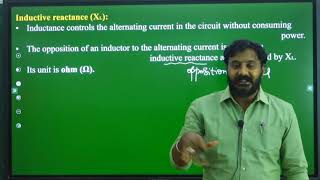 I PUC |ELECTRONICS | AC and DC APPLIED TO PASSIVE COMPONENTS -  7