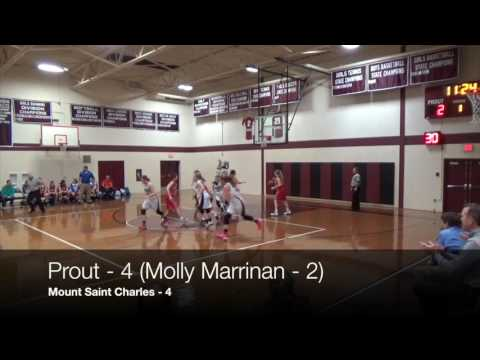 The Prout School vs Mount Saint Charles Academy