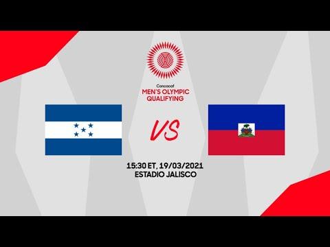 CMOQ 2020 | Honduras vs Haiti
