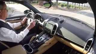 2015 Porsche Cayenne Diesel | Los Angeles Porsche Dealer