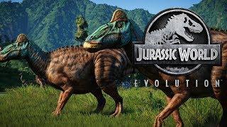 Jurassic World Evolution - Niebezpieczne Zoo #2