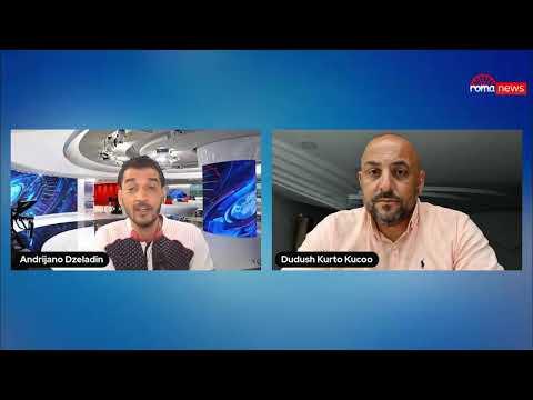 Roma News Intervju Misafiri Kurto Dudush Kuco