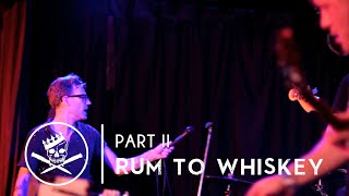 The Murder City Devils Live In Portland Part II: Rum to Whiskey
