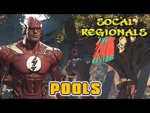 Injustice 2   Tournament   Pools 1/2 (Slayer, Biohazard, Theo, Krayzie + more)