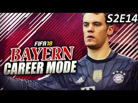 AWESOME GAME VS AC MILAN!! LAST MINUTE GOALS ARE THE BEST!  - FIFA 18 Bayern Career Mode S2E14