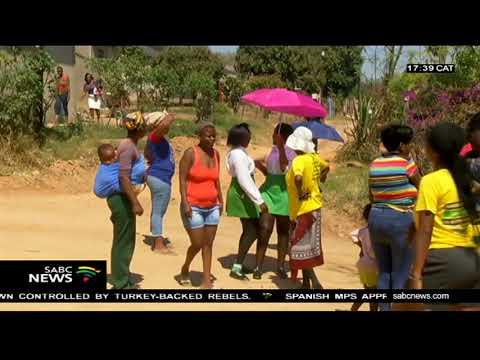 Body of a Mpumalanga boy exhumed