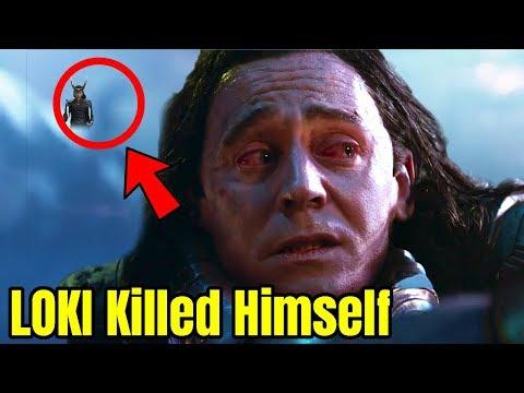 Play Loki Killed Himself in Avengers Infinity War for THOR