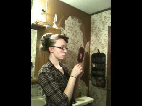 Apostolic hairstyles - YouTube