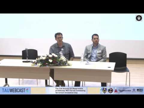 Startup Opportunities in Combating Terrorism