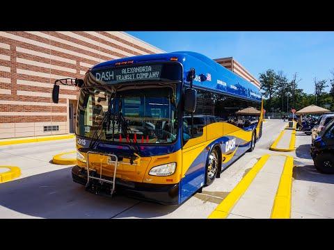 DASH Alexandria Transit Company 2019 New Flyer Xcelsior XD35 #515