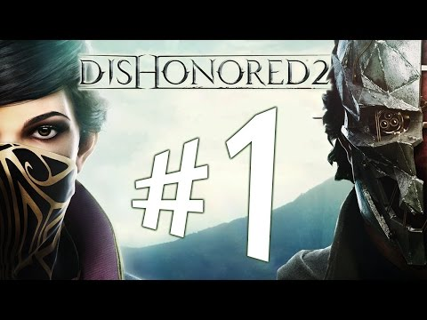 DISHONORED 2 - Parte 1: Golpe Real em Dunwall !!!! [ PC - Pl