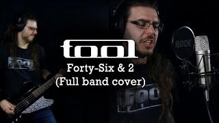 Tool Forty Six 2 Full Band Cover