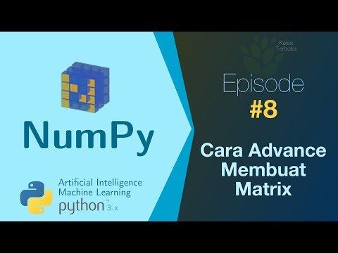 Cara Membuat Array Python