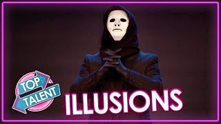 Omg Best Of Magic On Britain S Got Talent 2019 Magicians Got Talent MP3