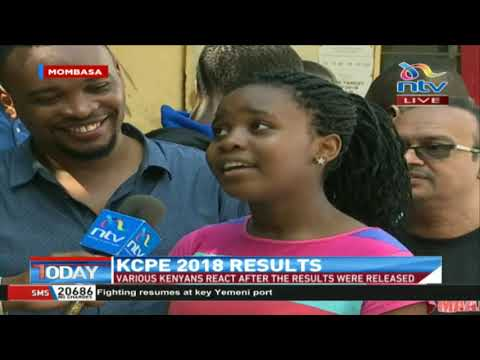 Ganjoni Primary School, a public school, is among the top KCPE performers