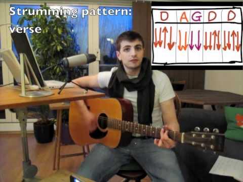 Absolute Beginners Bad Moon Rising Tutorial James Youtube
