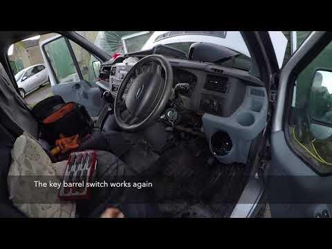 Ford Transit Fuse Box Location - YouTubeYouTube