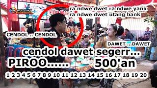 Cendol Dawet Seger.... Sarini Pamer Bojo Anyar Jap-Jap'an Pak Bambang Tuku Gedang