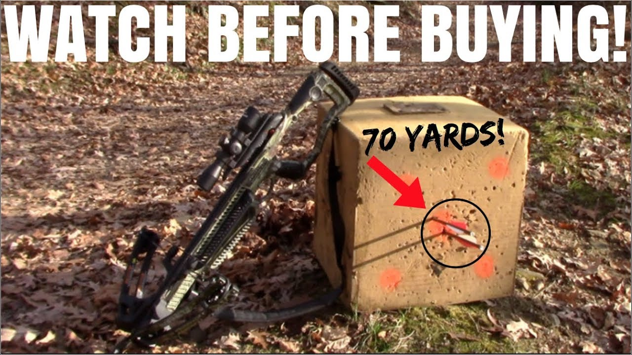 How much does a crossbow cost? We discuss the different