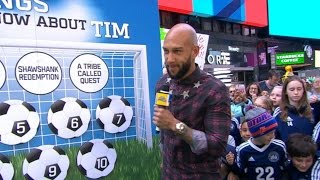 Tim Howard | 10 Things You Didn't Know About Tim