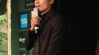 Hima Das awarded Young Indian of the Year Award at the 2018 GQ Men of the Year Awards