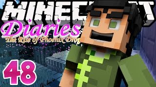 Transformation | Minecraft Diaries [S1: Ep.48 Roleplay Survival Adventure!]