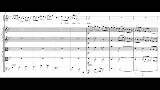 Händel HWV 232-3 Tecum principium