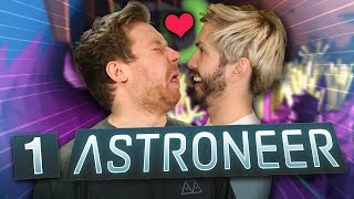 Kissing Cave   Astroneer #1