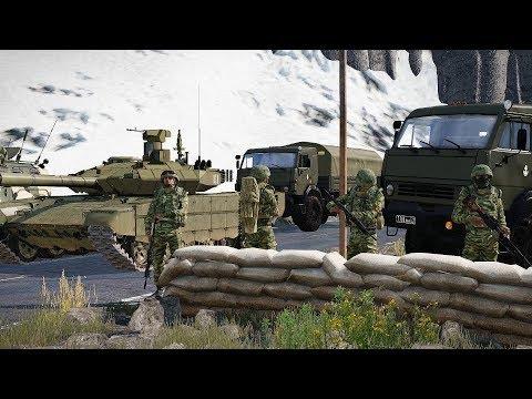 ARMA 3 Zombies Last Stand  [Border Zone]