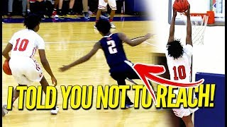 He Makes The Game Look TOO EASY!! Darius Garland Drops 30 Points Over LH Christian! Full Highlights!