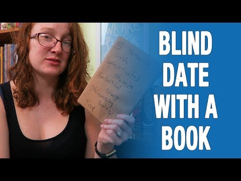 Blind Date With A Book from YouTube · Duration:  2 minutes 45 seconds