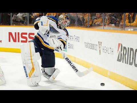 NHL: Goalies Misplaying Pucks Part 4