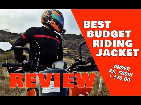 Solace Reywish Mesh Jacket | Comprehensive Review | Best Budget All Weather Riding Jacket 2018