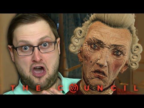 КОНЕЦ ПЕРВОГО ЭПИЗОДА ► The Council #4