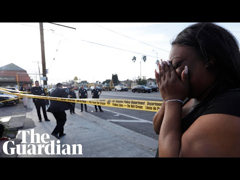 Fans explain what killed rapper Nipsey Hussle meant to the community Mp3