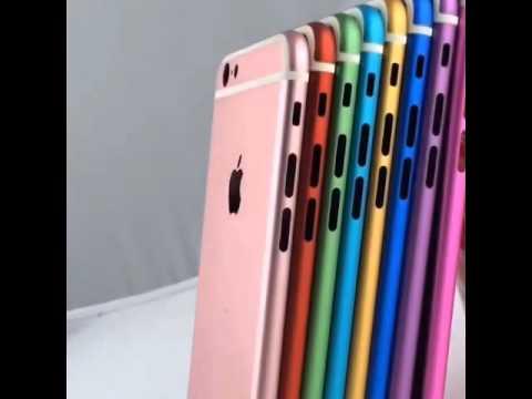 цвета айфон 6s фото