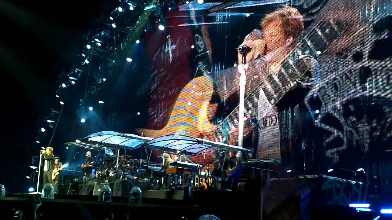 When Will Bon Jovi Tour Again
