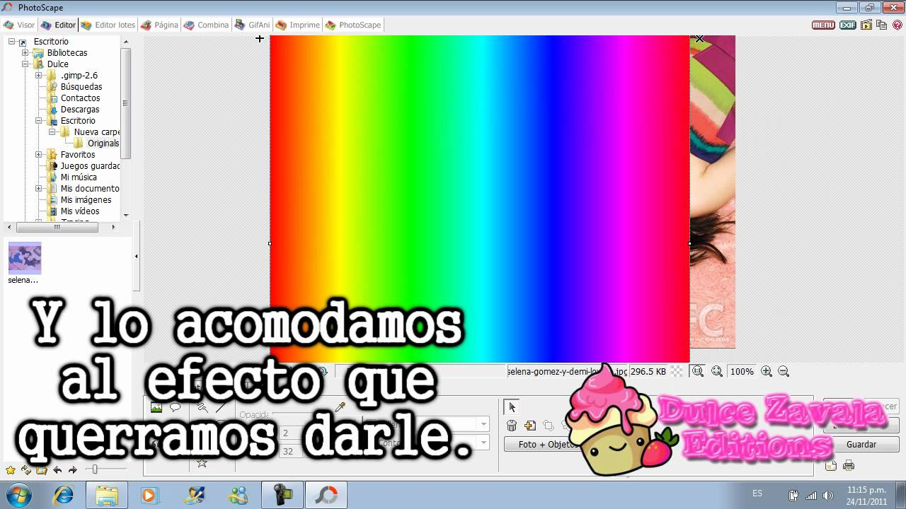 Efeito arco iris photoscape Beautiful Feminine Blogger Templates for Women
