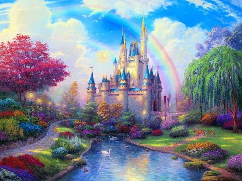 Волшебный замок с алиэкспресс. Результат + болталка
