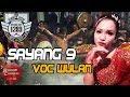 Lagu Jaranan Hits SAYANG 9 Voc WULAN | ROGO SAMBOYO PUTRO Live Kedunglawe 2018 Mp3