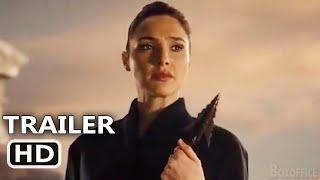 "JUSTICE LEAGUE Snyder Cut ""Wonder Woman"" Trailer (2021) Gal Gadot, Action Movie HD"